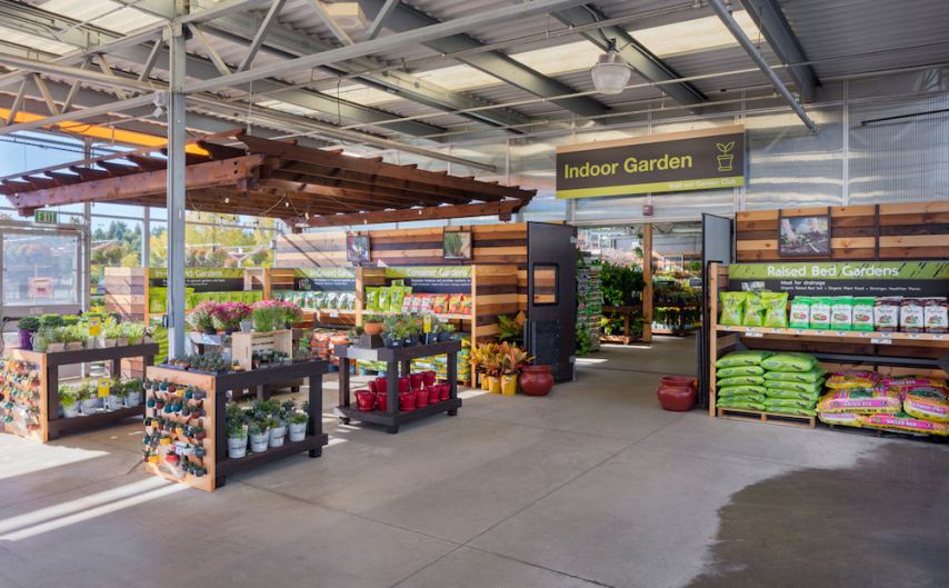 garden products store