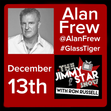 Alan Frew on The Jimmy Star Show with Ron Russell