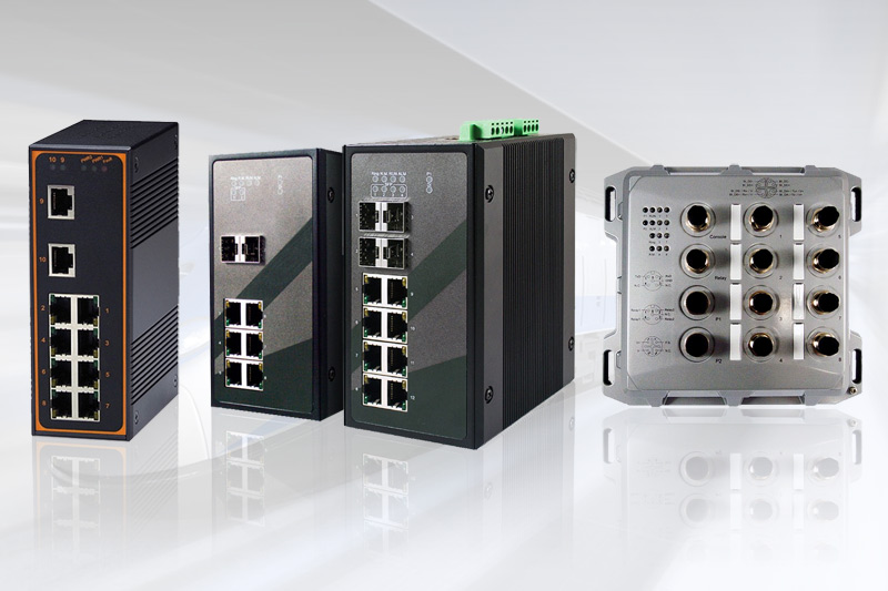 Industry-Specific Ethernet Switches