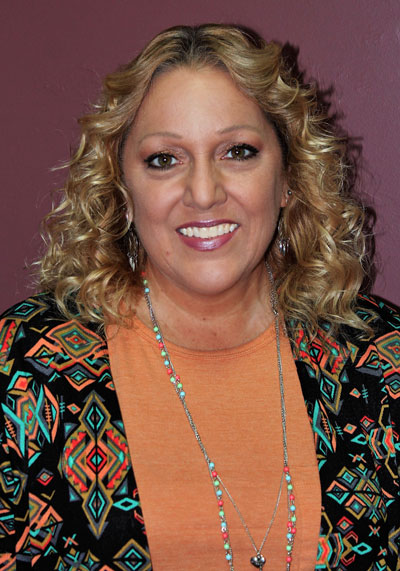 Sherry Young is the Area Agency on Aging's Health & Wellness Coordinator