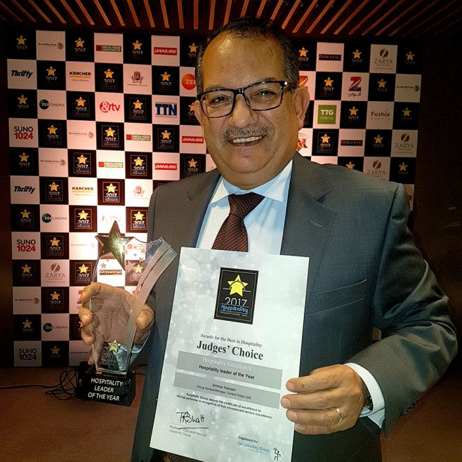 Ammar Kanaan - Hotelier of the Year
