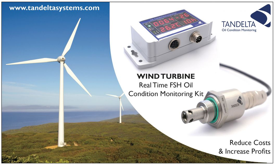 Tan Delta - Wind Turbine Oil Monitoring