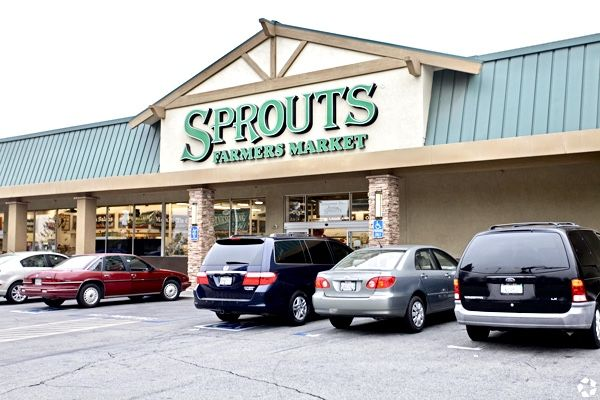 Sprouts Shopping Center- Claremont, CA