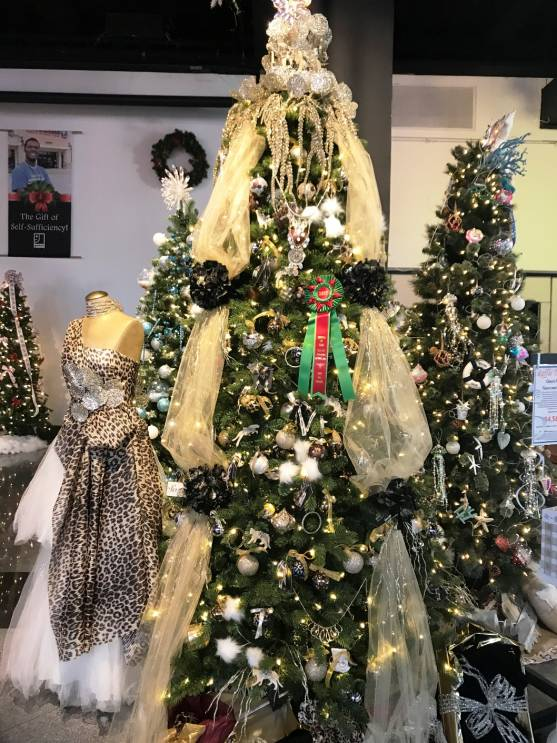Goodwill's Festival of Trees Names Winners -- Goodwill