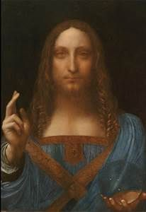 Owned by Rybolovlev, Salvator Mundi sold to Abu Dhabi for a record $450,000,000