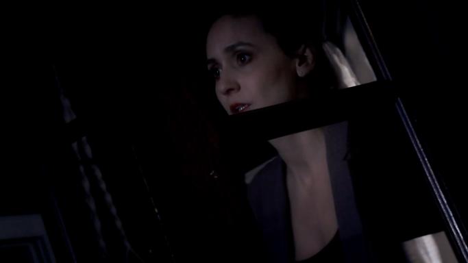 "Jeanne Marie Spicuzza stars as LANA in ""The Scarapist"""