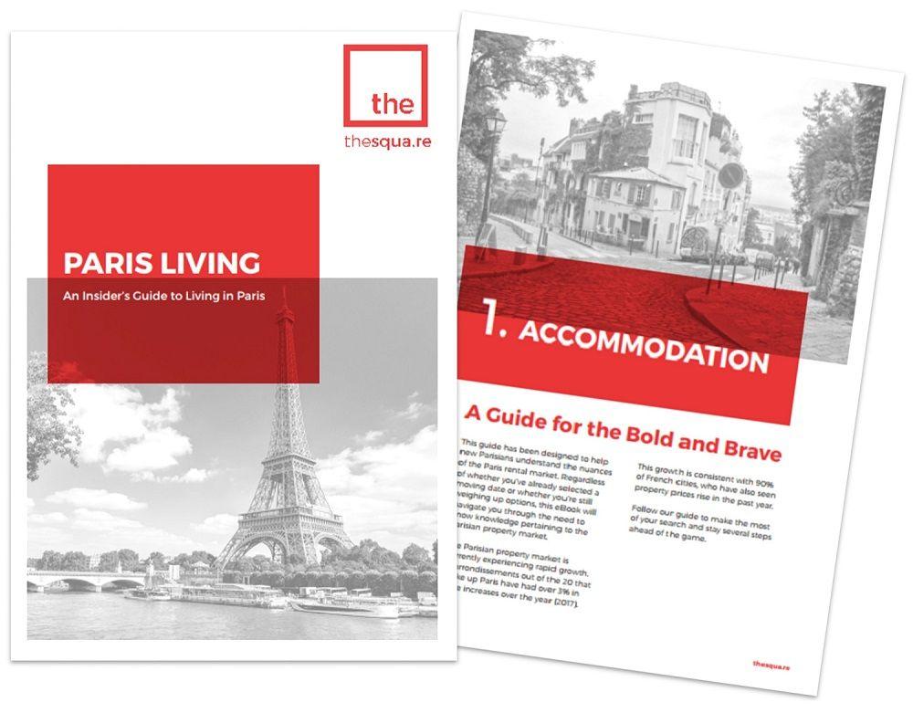 Paris eBook by thesqua.re