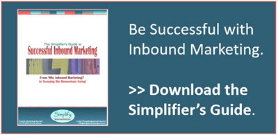 Access The Simplifier's Guide to Successful Inbound Marketing