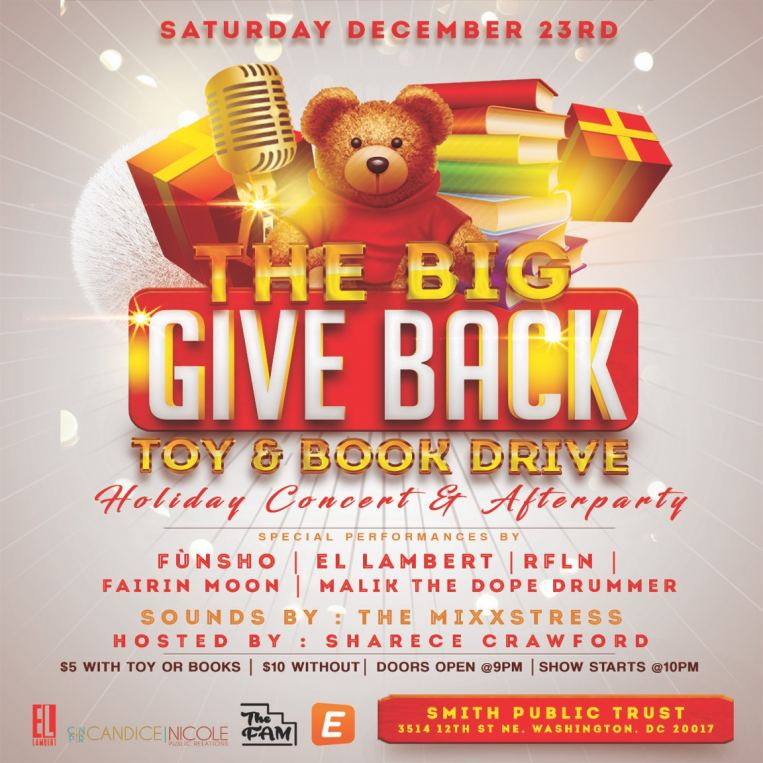 The Big Give Back