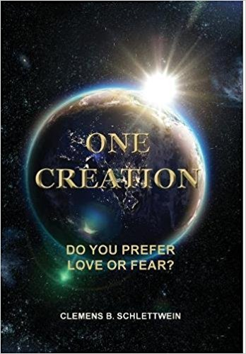 ONE CREATION - DO YOU PREFER LOVE OR FEAR by Cleme