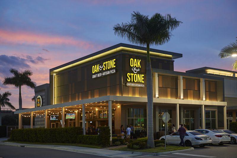 Oak & Stone's Flagship Location
