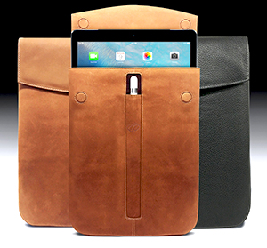 The New MacCase Leather iPad Pro 10.5 Sleeve