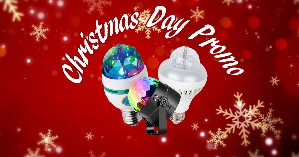 Celebrate Christmas with Delightime Products