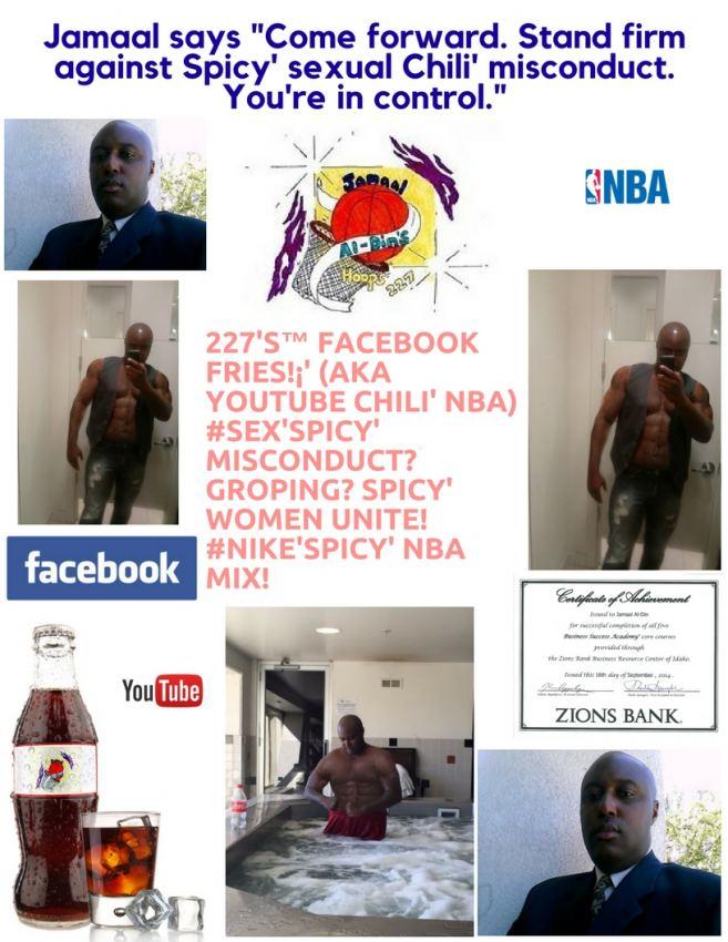 227's™ Facebook Fries!¡' (aka YouTube Chili' NBA) #Sex'Spicy' NBA Mix!