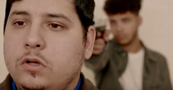 Is Sean Burningham (Oscar Fuentes) about to meet his fate?