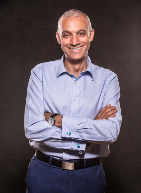 Dr Kourosh Saeb-Parsy, Founder and Managing Director of Excelect