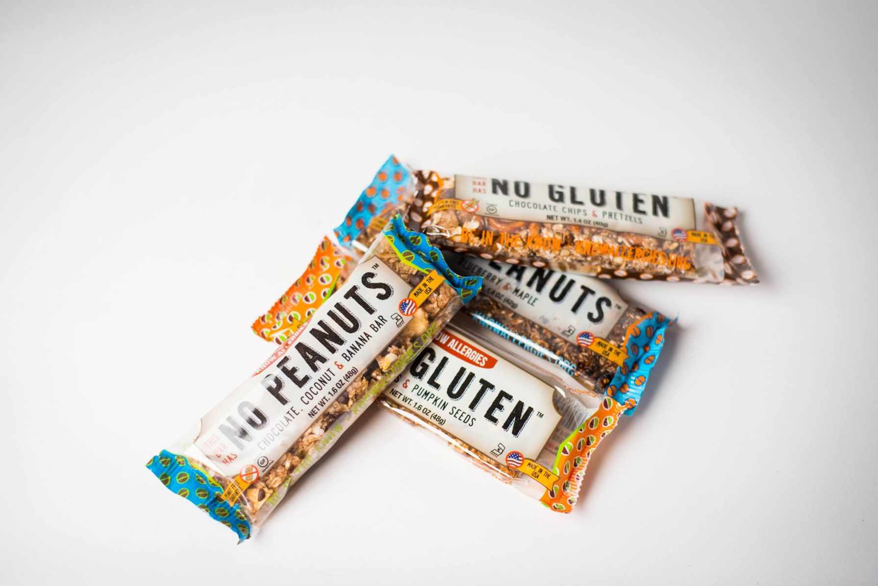 KNOW ALLERGIES Snack Bars