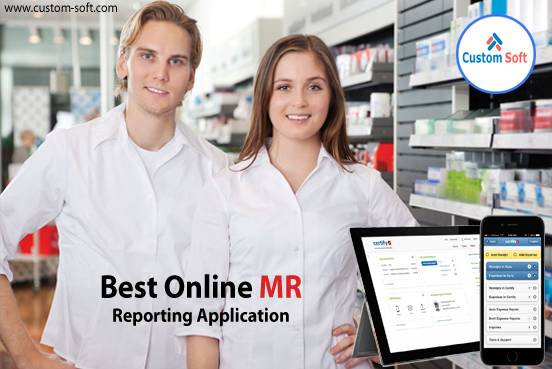 Online MR reporting system