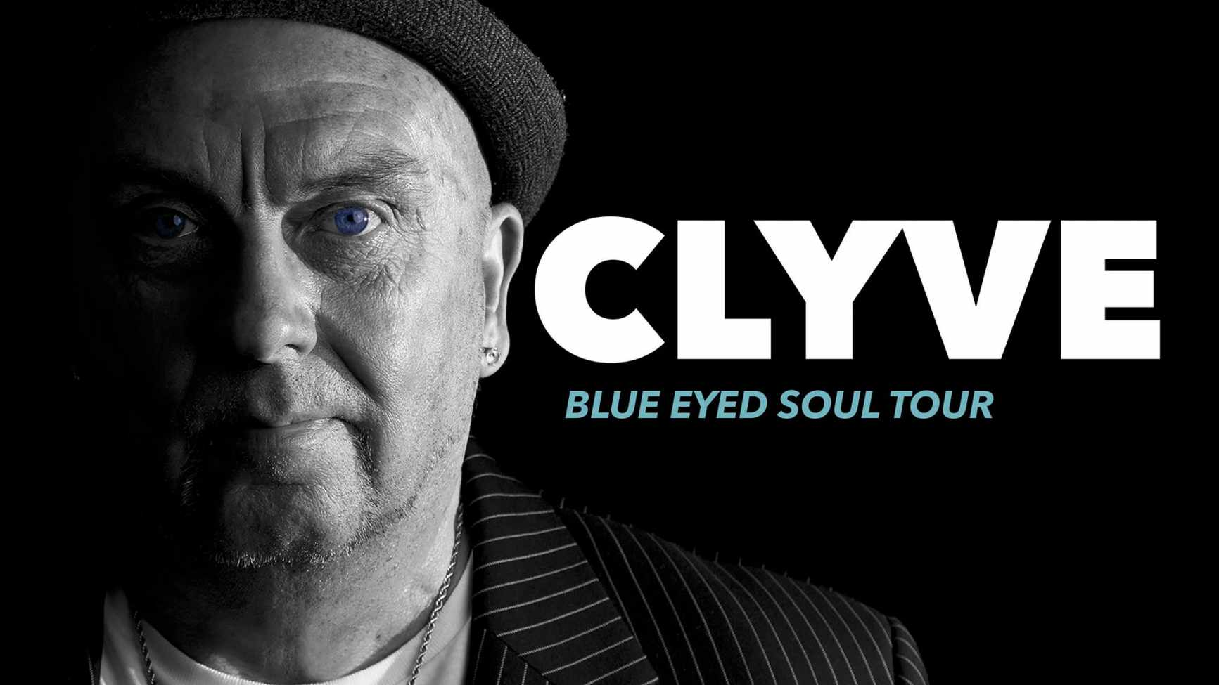 Clyve - UK Soul & RnB Recording Artist