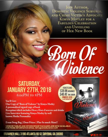 Kimya Motley Book Signing Party