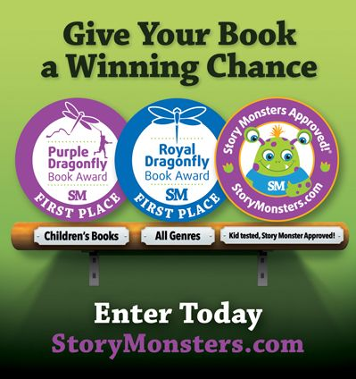 Dragonfly Book Awards & Story Monsters Approved!