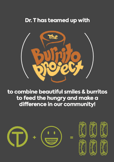 Thurman Orthodontics Teams up With Bakersfield Burrito Project