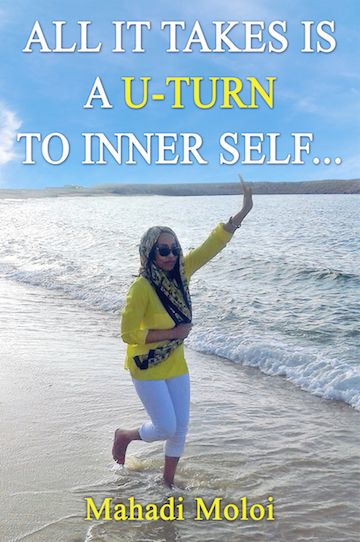 All it takes is a U-turn to inner self