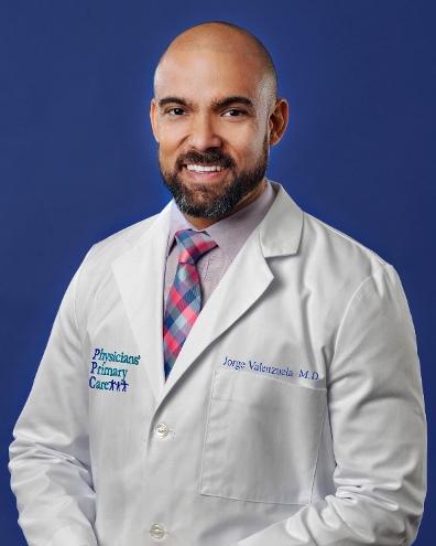 Jorge Valenzuela M.D.