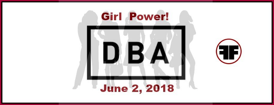 Girl Power! DBA 2018