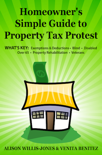 'Homeowner's Simple Guide to Property Tax Protest'