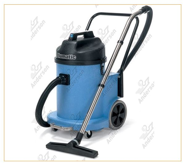 Numatic offers various options in the wet and dry vacuum cleaner range