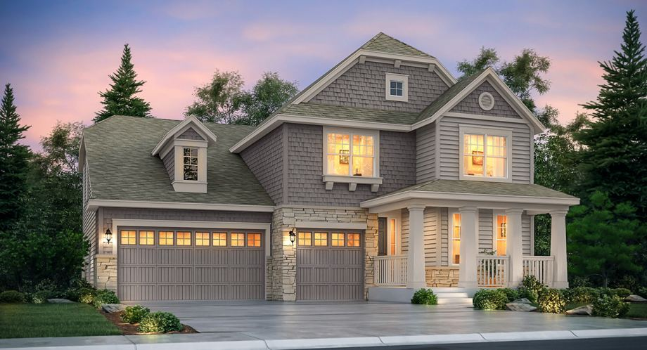 Save the date for two Lennar Grand Openings in Aurora on Saturday, Jan. 27.