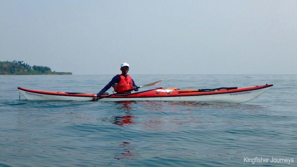 Rafiki Munyabega, Lake Kivu Paddlesport Leader