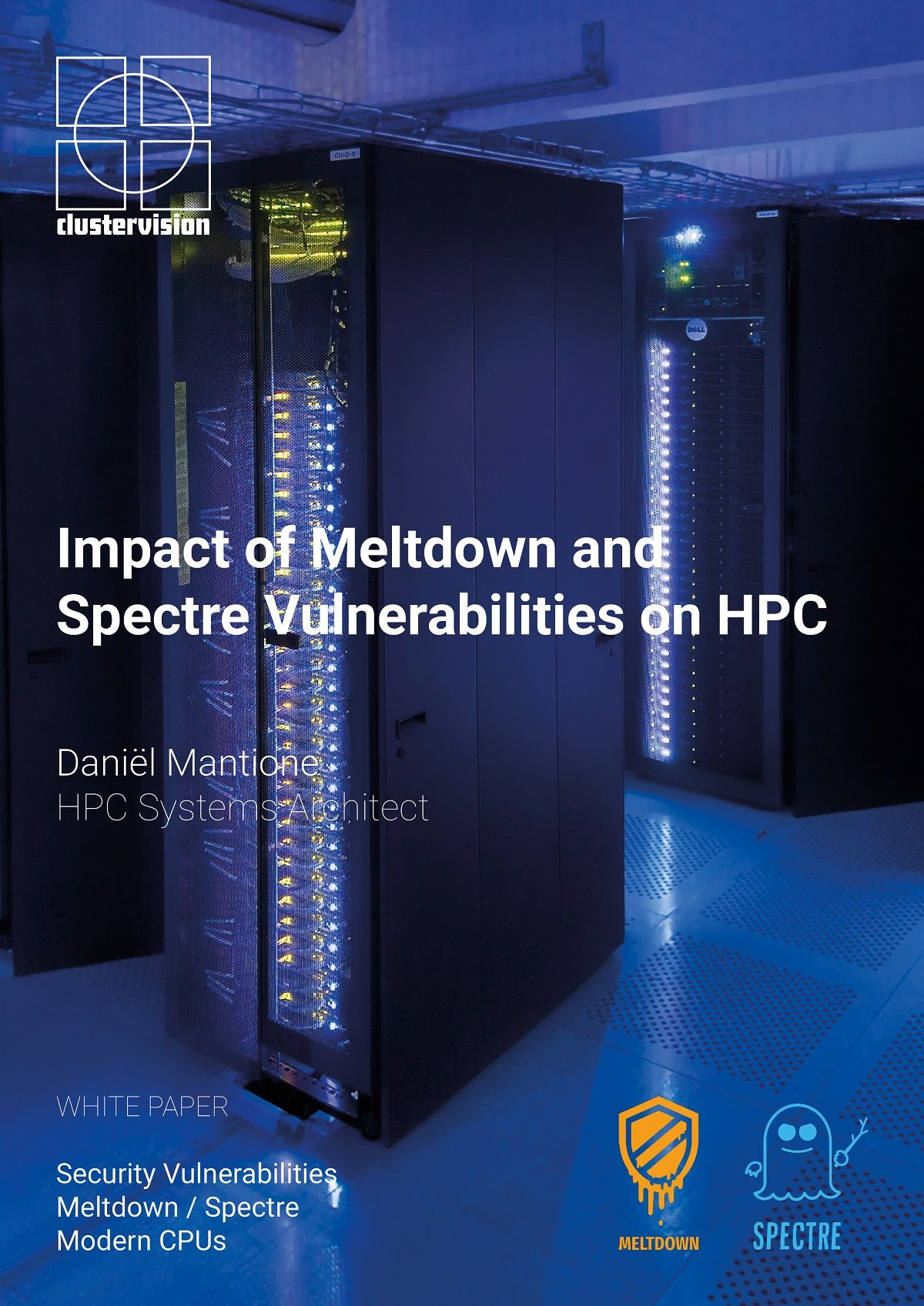 Impact of Meltdown and Spectre Vulnerabilities on HPC