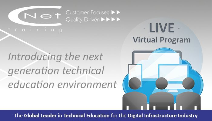 Live Virtual Classroom Programs Now Available