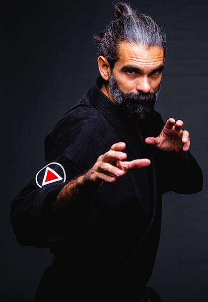 Martial Arts Sensei Guillermo Gomez