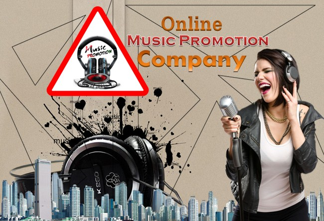 Online Music Promotion Company