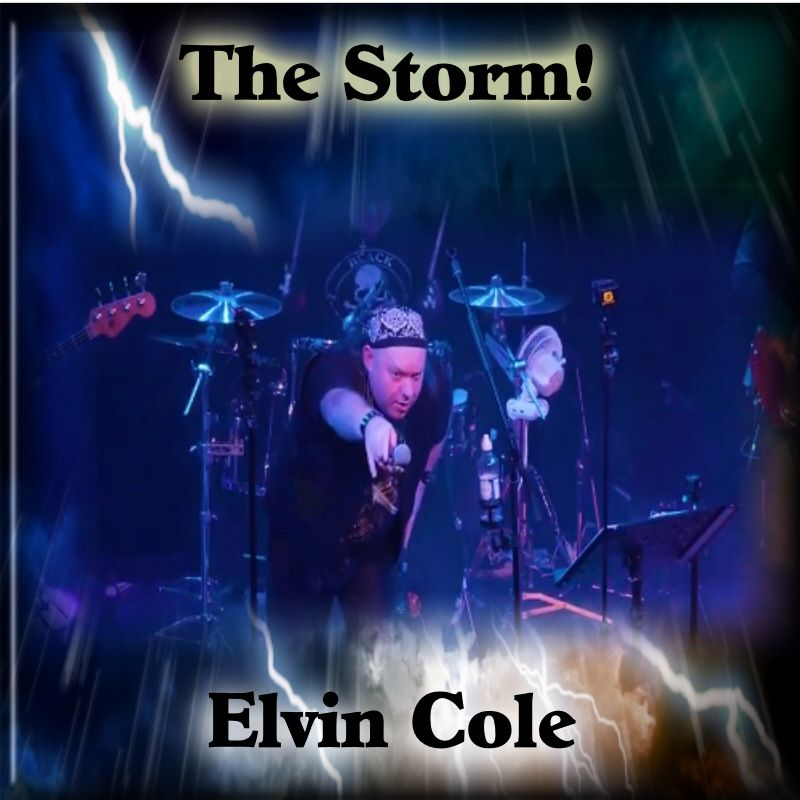 Elvin Cole New Single The Storm