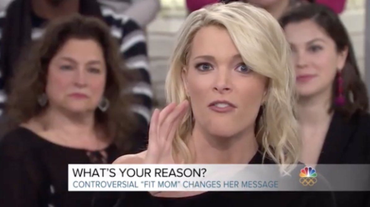Megyn Kelly Hit For Fat Shaming, But Shaming Smokers Works Well - Expert
