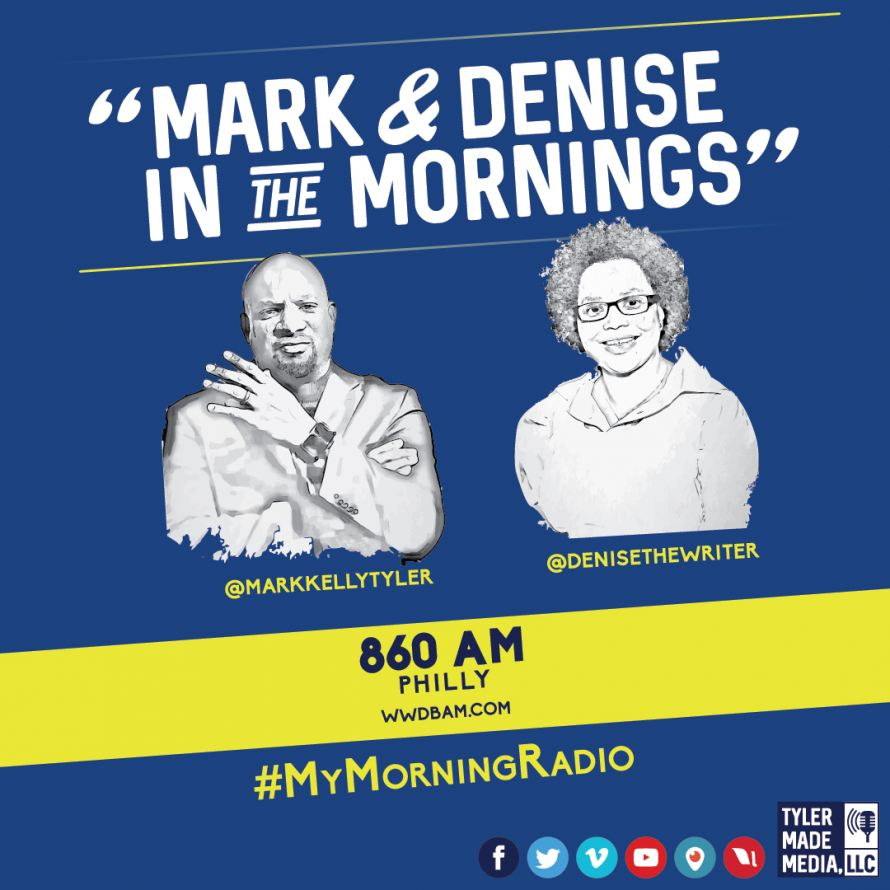 """""""Mark & Denise in the Mornings"""" Finds New Radio Home"""