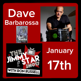 Dave Barbarosso On The Jimmy Star Show With Ron Russell