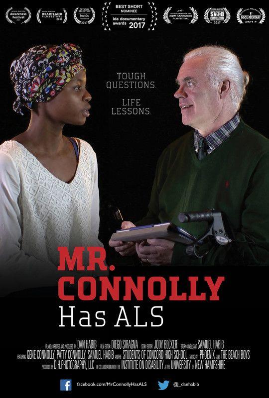 Mr. Connolly Has ALS