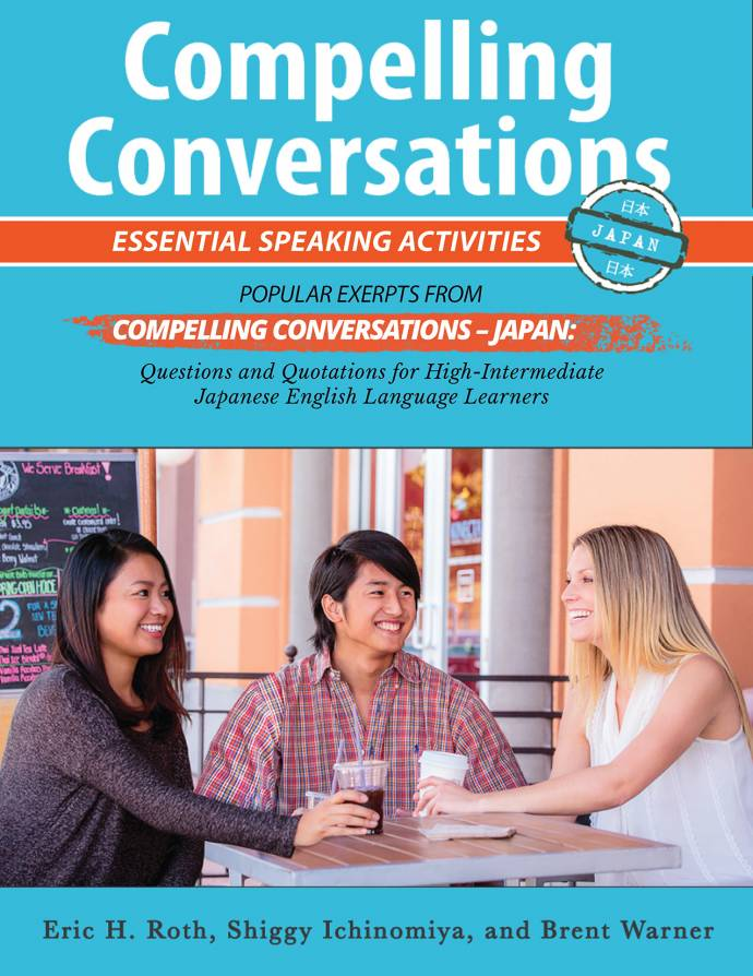 Features 70+ fluency-focused conversation activities for grab-and-go learning.