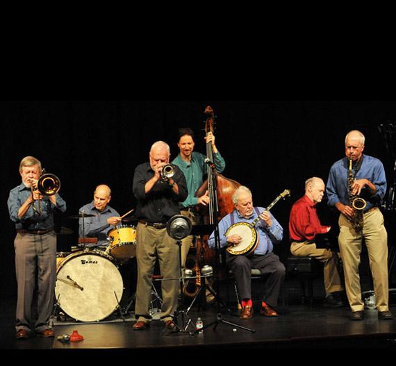 New Black Eagle Jazz Band