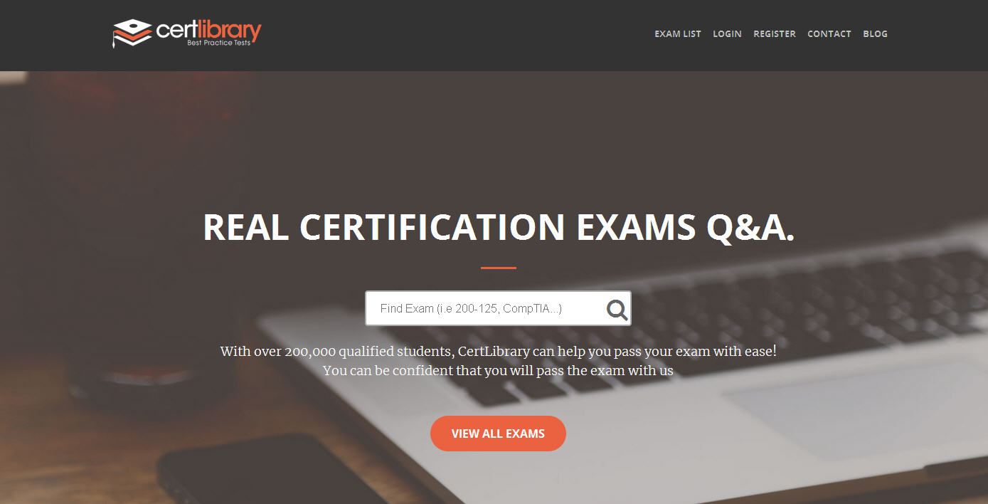 Certlibrary