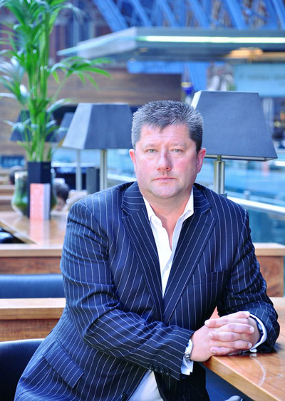 Steve Brooks is a global retail expert