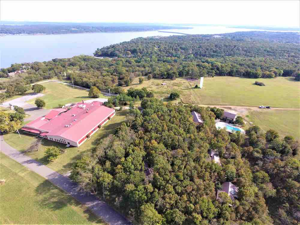 Oklahoma Resort and Spa on 90 +/- Acres Near Fort Gibson Lake