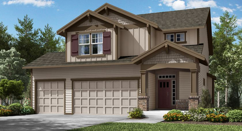 The Meadows at Silverstone grand opens model homes on Saturday, Jan. 27.