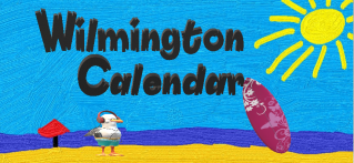 Wilmington Calendar graphic