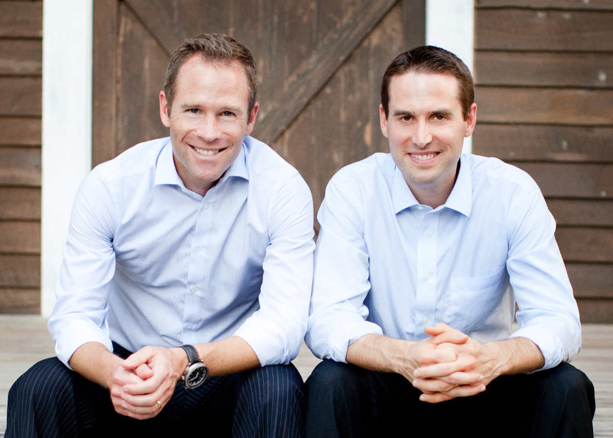 Jeff East and Kevin Greenwell, East and Greenwell Insurance Agency